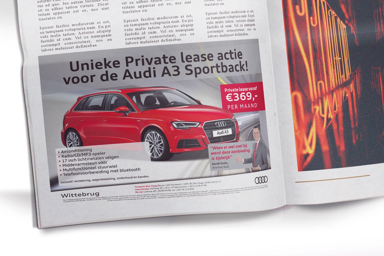 Audi Private Lease
