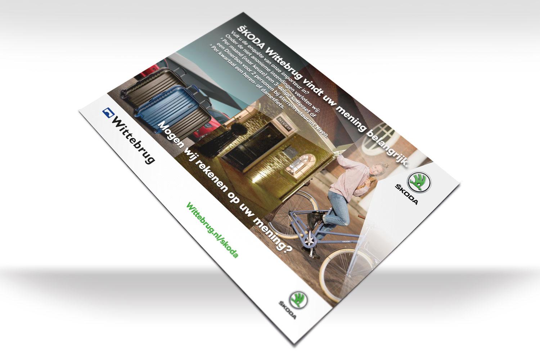 Enquette leaflet