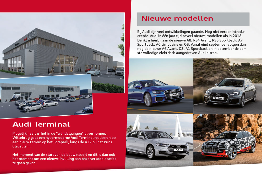 Brochure Audi