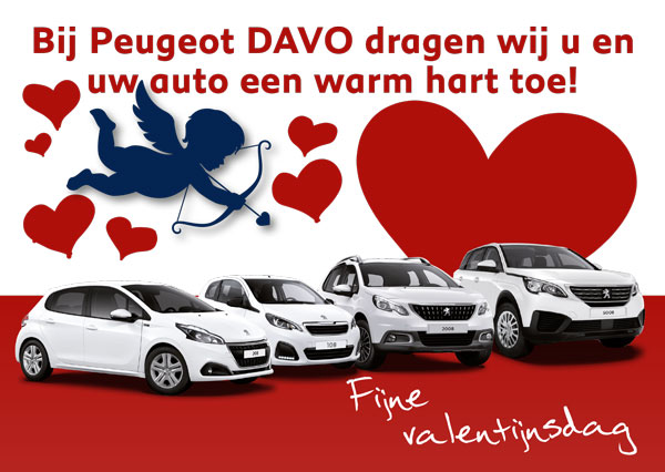 DAVO Valentijnsdag