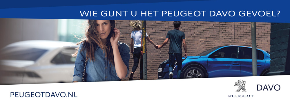 Flyer Peugeot DAVO